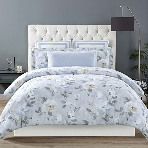 Christian Siriano Soft Floral Twin/Twin XL 2 Piece Comforter Set -