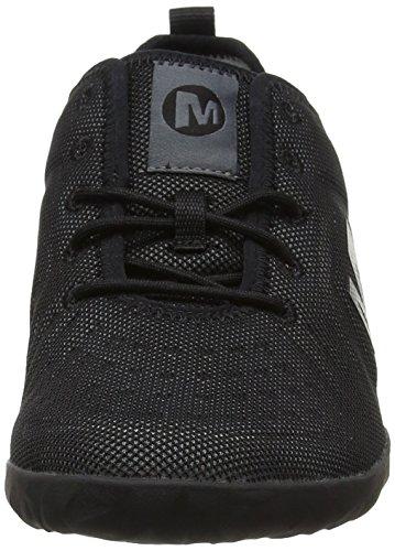 Merrell Damen Civet Lace Sneakers Schwarz (Black)