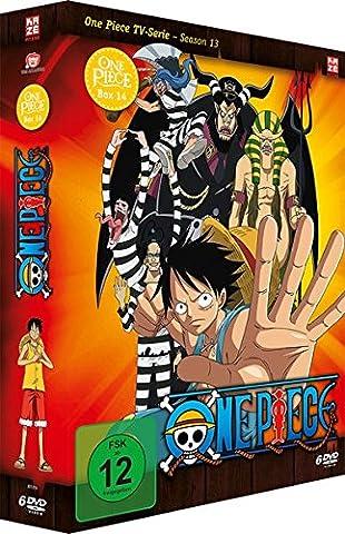 One Piece - Box 14: Season 13 (Episoden 422 - 456) [6 DVDs]