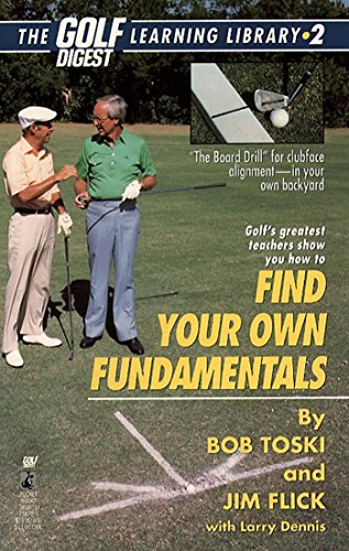 Finding Your Own Fundamentals: Gold Digest Library 2 (Gold Digest Learning Library) (English Edition) por Jim Flick