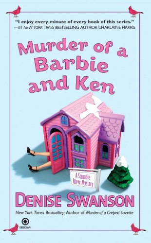 Murder of a Barbie and Ken: A Scumble River Mystery (Scumble River Mysteries Book 5) (English Edition) (Halloween Barbie Ken)