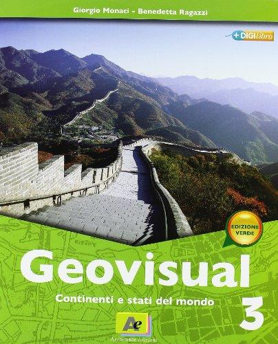 Geovisual. Ediz. verde. Per la Scuola media. Con espansione online: 3