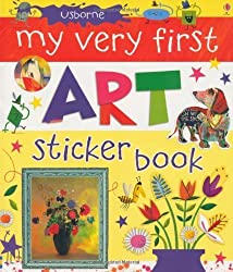 My Very First Art Sticker Book (My Very First Art Books) by Rosie Dickins (2011-11-01)