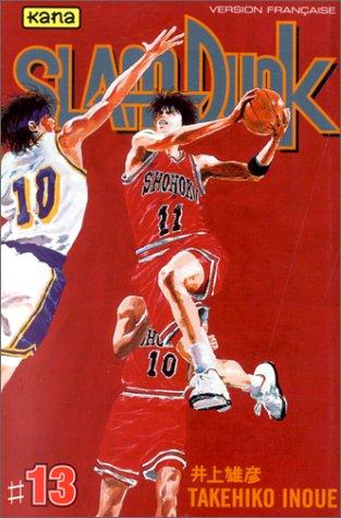 Slam Dunk, tome 13 par Takehiko Inoue