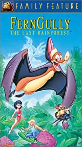 Ferngully: Last Rainforest [VHS] [Import USA]