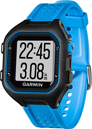 Garmin Forerunner 25 GPS-Laufuhr (Fitness-Tracker, Smart Notifications, inkl. Herzfrequenz-Brustgurt) - 4