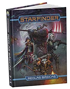 Devir Iberia- 227345 Starfinder Reglas Basicas