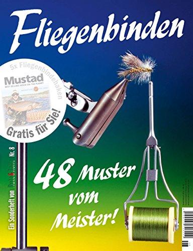 Fliegenbinden - 48 Muster vom Meister -