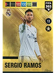 a85644efb4e45 PANINI ADRENALYN XL FIFA 365 2019 - Tarjeta de Rastro de Sergio Ramos -   7