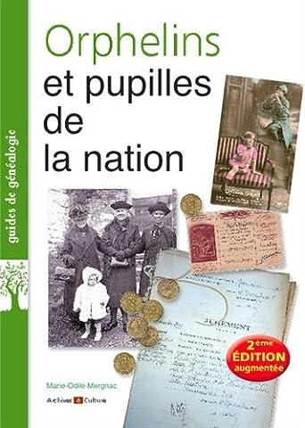 Genealogie Famille - Orphelins et pupilles de la