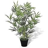 vidaXL Bambusbusch Bambus Kunstbaum künstlicher Baum Kunstpflanze Zimmerpflanze