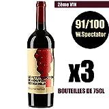 X3 Le Petit Mouton de Mouton Rothschild 2013 75 cl AOC Pauillac Rouge Zweiter wein Rotwein