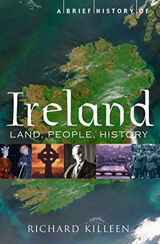 A Brief History of Ireland (Brief Histories) (English Edition) -