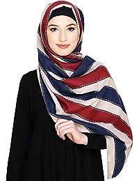 Urban Modesty Bold Stripe Hijab