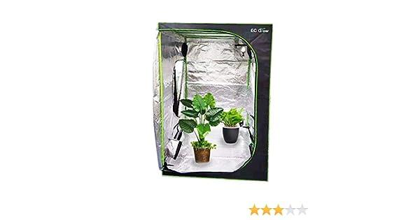 EC Breath Growzelt 60x60x140cm Growbox Growschrank