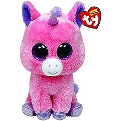 TY - Peluche Beanie Boo's, unicornio mágico, de 70 cm, ref TY99993