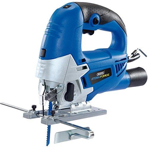 Draper 83624 Elektrische Stichsäge, 230 W, 710 V, Blau