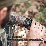 PINCHU LF21 Smart Watch Sport Ultra Long Standby Smartwatch Passometer Smart Watch Waterproof Professional Mechanical Digital