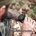 PINCHU LF21 Smart Watch Sport Ultra Long Standby Smartwatch Passometer Smart Watch Waterproof Professional Mechanical Digital