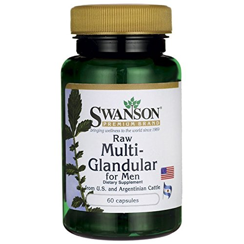 swanson-raw-multi-glandular-for-men-60-capsules