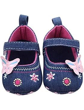 Malloom® Mode Kleinkind Baby Schmetterling Weich Sole Schuhe