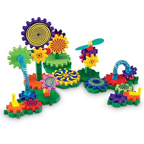 Learning Resources Gears! Gears! Gears! Gizmos Bauset,