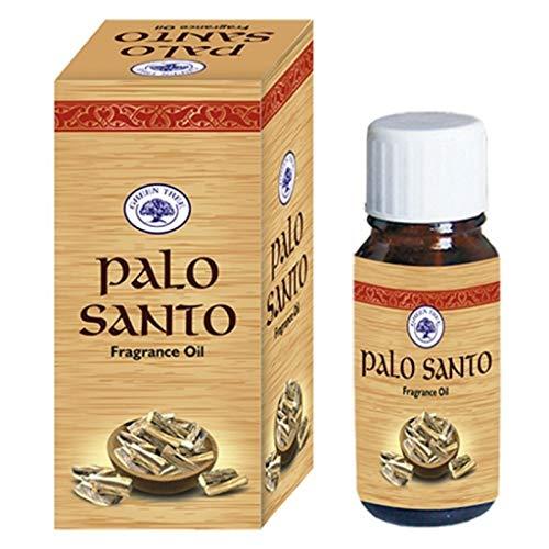 Green Tree Palo Santo Huile parfumée 10ml