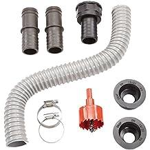Komplettes Verbindungsset Flex Comfort für Regenbehälter von Garantia, inkl. Zubehör