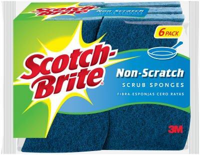 3m-526-no-scratch-multi-purpose-scrub-sponge-4-2-5-x-2-3-5-blue-6-pack