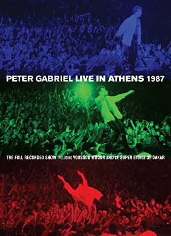 Live In Athens 1987 & Play (2pc) [DVD] [Region 1] [NTSC] [US Import]