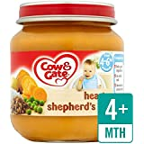 Cow & Gate 4 Mths + Hearty Shepherd's Pie 125g
