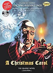 A Christmas Carol: Classical Comics Teaching Resource Pack by Ian McNeilly (2009-07-31)