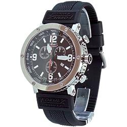 Formex 4 Speed Chronograph Quartz TS720 97201.3020 Gents Watch