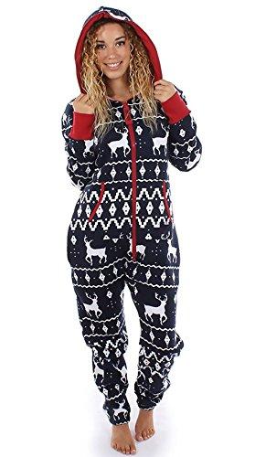 MAXMODA Pigiami Uomo Abbigliamento da Notte Uomo Camicia da Notte Maniche Lunghe Inverno M-XXXL