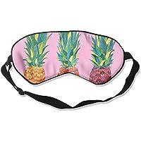Comfortable Sleep Eyes Masks Three Pineapple Printed Sleeping Mask For Travelling, Night Noon Nap, Mediation Or... preisvergleich bei billige-tabletten.eu