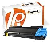 Bubprint Toner kompatibel für Kyocera TK-580 TK-580C TK 580 TK580 1T02KTCNL0 für Ecosys P6021CDN FS-C5150DN 2800 Seiten Cyan