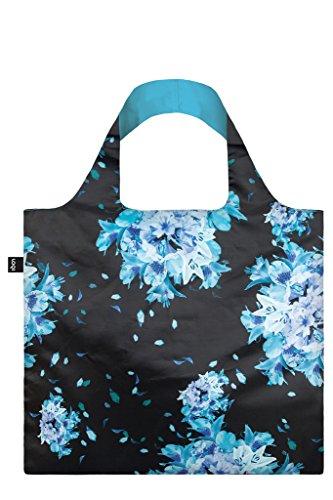 LOQI Artist Shinpei Naito Flower Bomb Bag Strandtasche, 50 cm, 20 liters, Mehrfarbig (Multicolour) -