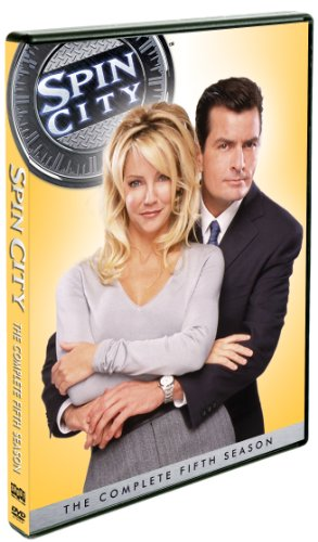 Spin City: The Complete Fifth Season [DVD] (2011) Charlie Sheen; Monique Edwards (japan import) (City Chaos)