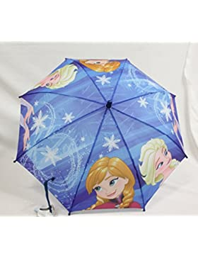 Disney Frozen Elsa Anna Ombrello Manuale 42 cm Umbrella Cerdà