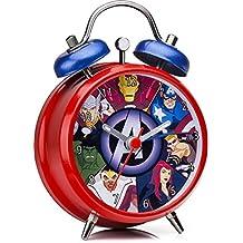 Marvel Comics MAR20 - Reloj despertador, diseño Los Vengadores