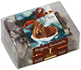 Balance No Added Sugar Belgian Chocolate Seashells 300 g