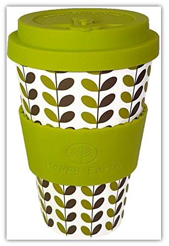 Le mug écologique en bambou