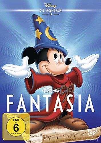 Bild von Fantasia (Disney Classics)