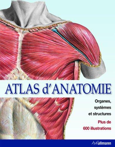 Atlas d'anatomie : Organes, systèmes et structures par Équipe rédactionnelle de l Atlas Sobotta