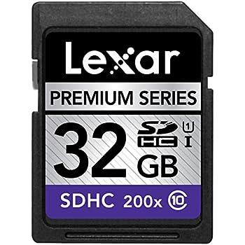 Lexar Premium - Tarjeta de Memoria SD de 32 GB (CL 10, 30 MB/s ...