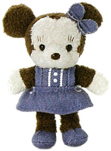 Disney Couture Minnie Denim-Overalls Rock Band (Japan-Import) -