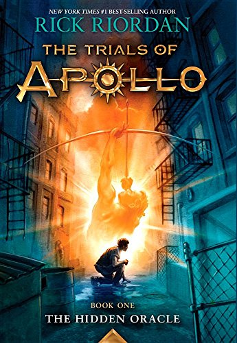 The Trials of Apollo, Book One: The Hidden Oracle Cover Image