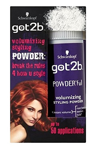 Schwarzkopf Got2B Powder Ful Styling Hair Powder