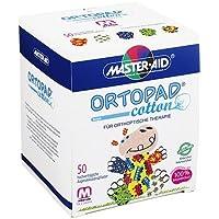ORTOPAD cotton boys medium Augenokklusionspflaster 50 St Pflaster preisvergleich bei billige-tabletten.eu
