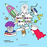 The Adventures of Toni the Tampon: A Period Coloring Book